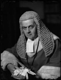 Sir Reginald Powell Croom-Johnson, by Elliott & Fry - NPG x99792