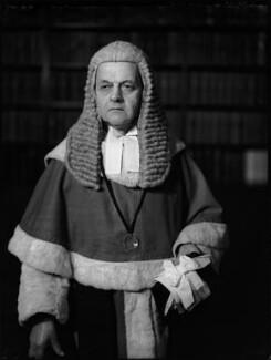 Sir Reginald Powell Croom-Johnson, by Elliott & Fry - NPG x99793