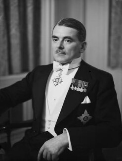 Sir Frank Whittle, by Elliott & Fry - NPG x99799
