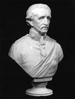 Sir Arthur Thomas Cotton, by Sir (William) Hamo Thornycroft, 1880 - NPG 6420 - © National Portrait Gallery, London