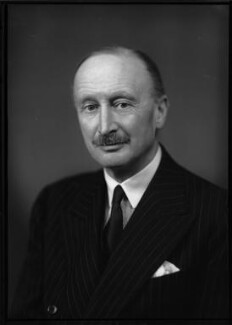 Desmond Abel Smith, by Elliott & Fry, 1951 - NPG x99970 - © National Portrait Gallery, London