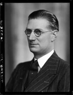 Sir Michael Picton Ansell, by Elliott & Fry - NPG x99977