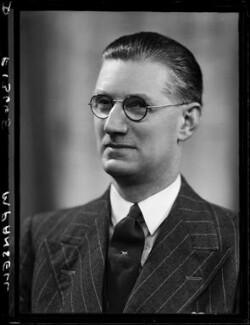 Sir Michael Picton Ansell, by Elliott & Fry - NPG x99978