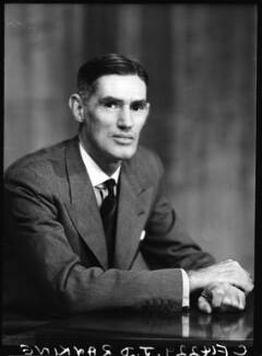 Sir John Dalzell Rankine, by Elliott & Fry - NPG x100219