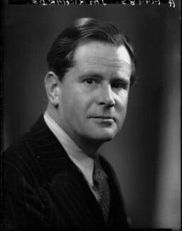 Sir James Richards, by Elliott & Fry - NPG x100350