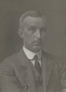 Sir Walter Frederick Nicholson, by Walter Stoneman - NPG x162060