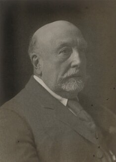 Sir Alexander Campbell Mackenzie, by Walter Stoneman - NPG x162066