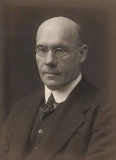 Sir John Hope Simpson, by Walter Stoneman - NPG x162077