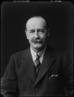 (Thomas) Herbert Shoubridge, by Walter Stoneman - NPG x162144
