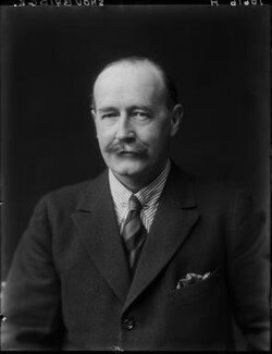 (Thomas) Herbert Shoubridge, by Walter Stoneman - NPG x162145