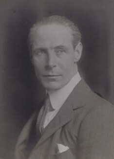Sir (Norman Fenwick) Warren Fisher, by Walter Stoneman, 26 April 1923 - NPG x162232 - © National Portrait Gallery, London