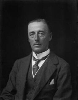 John Edward Bernard Seely, 1st Baron Mottistone, by Walter Stoneman, 1924 - NPG x162302 - © National Portrait Gallery, London