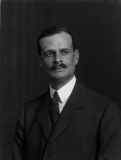 John Jacob Astor, 1st Baron Astor of Hever, by Walter Stoneman, 1924 - NPG x162335 - © National Portrait Gallery, London