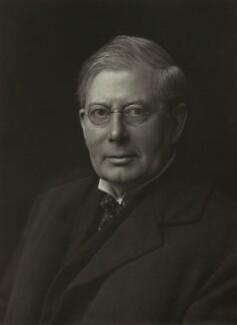 Sir George James Frampton, by Walter Stoneman, 1924 - NPG x162430 - © National Portrait Gallery, London