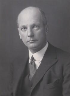 Sir Giles Gilbert Scott, by Walter Stoneman - NPG x162432