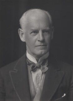 John Galsworthy, by Walter Stoneman - NPG x162434