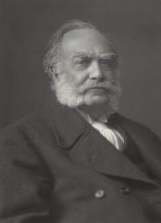 Sir Alfred Fernandez Yarrow, 1st Bt, by Walter Stoneman - NPG x162445