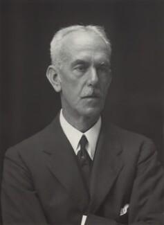 Sir (Ernest) Bickham Sweet-Escott, by Walter Stoneman - NPG x162447