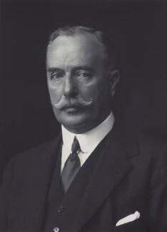 Godfrey John Boyle Chetwynd, 8th Viscount Chetwynd, by Walter Stoneman - NPG x162450