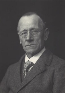 Sir Herbert John Clifford Grierson, by Walter Stoneman - NPG x162456