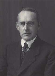 Sir Arthur Eddington, by Walter Stoneman - NPG x162468