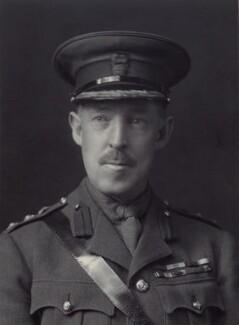 Sir Henry Clayton Darlington, by Walter Stoneman, 1925 - NPG x162474 - © National Portrait Gallery, London