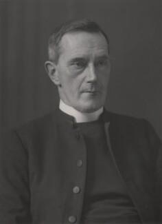 William Ralph Inge, by Walter Stoneman, 1925 - NPG x162482 - © National Portrait Gallery, London