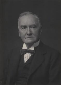 Sir George John Talbot, by Walter Stoneman - NPG x162665
