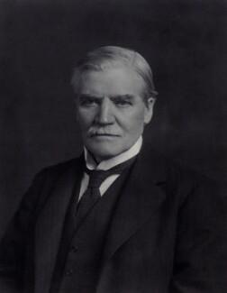 Sir Dugald Clerk, by Walter Stoneman - NPG x162743
