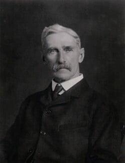 Hugh Fortescue, 4th Earl Fortescue, by Walter Stoneman - NPG x162745