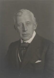 Frederick Edward Grey ('Fritz') Ponsonby, 1st Baron Sysonby, by Walter Stoneman - NPG x162746