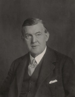 Sir (William) Guy Granet, by Walter Stoneman - NPG x162747