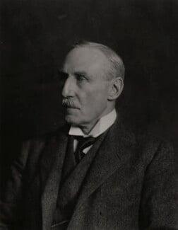 William Waldegrave Palmer, 2nd Earl of Selborne, by Walter Stoneman - NPG x162757