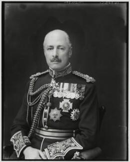 Sir Warren Hastings Anderson, by Walter Stoneman - NPG x162762