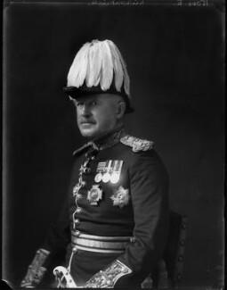 Sir George Macaulay Kirkpatrick, by Walter Stoneman - NPG x162794