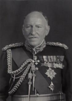 Sir Cyril John Deverell, by Walter Stoneman - NPG x162840