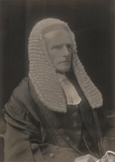 Sir Thomas Erskine Holland, by Walter Stoneman - NPG x162842