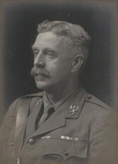 Charles Wallace Alexander Napier Cochrane-Baillie, 2nd Baron Lamington, by Walter Stoneman - NPG x162844