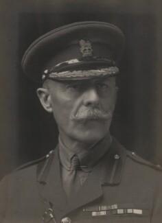 Sir Derek William George Keppel, by Walter Stoneman - NPG x162847