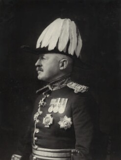 Sir George Macaulay Kirkpatrick, by Walter Stoneman - NPG x162849