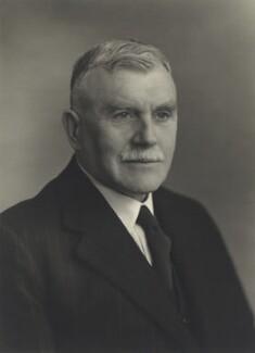 Sir Reader William Bullard, by Walter Stoneman - NPG x162861