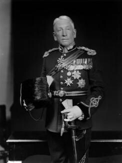 Sir Sydney D'Aguilar Crookshank, by Walter Stoneman - NPG x162885