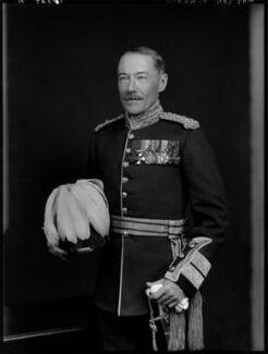 Sir Philip Neame, by Walter Stoneman - NPG x162907