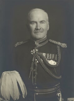 Sir Ronald Forbes Adam, 2nd Bt, by Walter Stoneman, February 1939 - NPG x162937 - © National Portrait Gallery, London