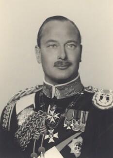 Prince Henry, Duke of Gloucester, by Walter Stoneman - NPG x162955