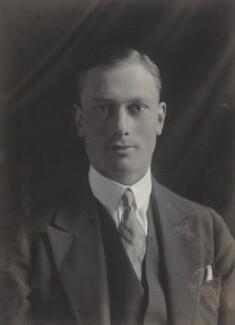 Prince Henry, Duke of Gloucester, by Walter Stoneman, 1921 - NPG x162956 - © National Portrait Gallery, London