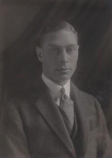 King George VI, by Walter Stoneman - NPG x162958