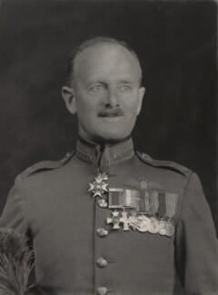 Sir (Ernest) Leslie Gossage, by Walter Stoneman - NPG x162959