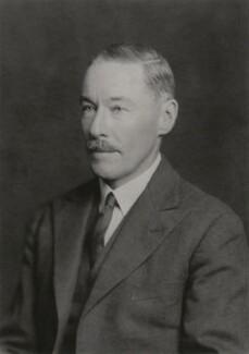 Sir Philip Neame, by Walter Stoneman - NPG x162976