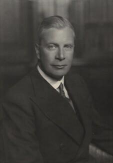 Oliver Frederick George Stanley, by Walter Stoneman - NPG x162985